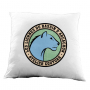 Personalized cushions 2 square sides