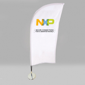 Mini Beachflag - vindflag