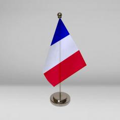 Mini table flag