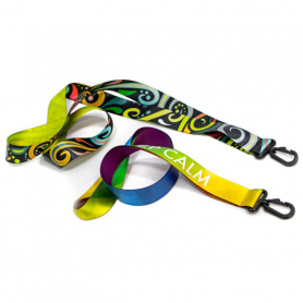 Lanyard eco - recycled & recyclable
