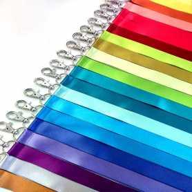 Nyckelband pantonefärg