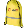 Backpack with Samoa security drawstring