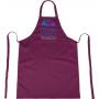 Georgia adjustable apron with adjustable neck strap