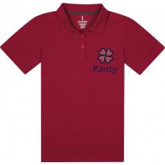 Washington women's short-sleeved polo shirt