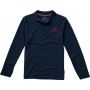 Men's long sleeve polo shirt Nevada