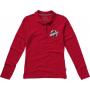 Nevada Women's Long Sleeve Polo Shirt