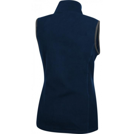 York women's micro fleece bodywarmer