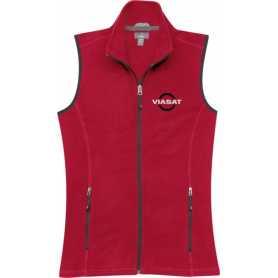 York Frauen Micro Fleece Bodywarmer