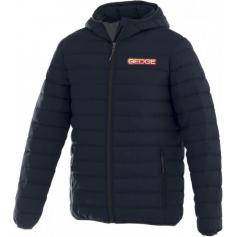 Polstret jakke i Jersey