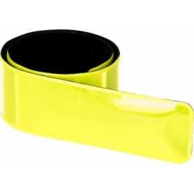 Medium reflecterende drukknooparmband