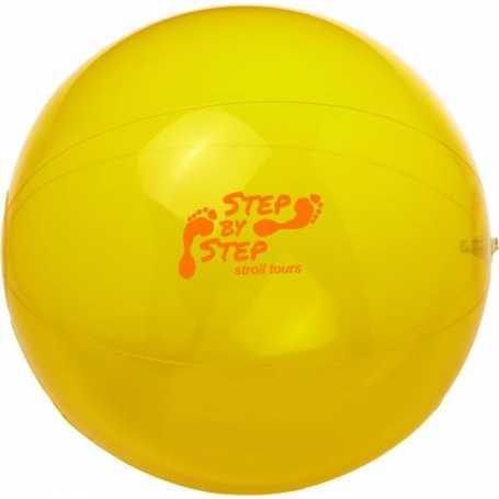 Calhoun transparent beach ball