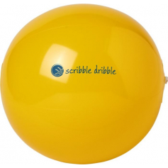 Stevige Clay Beach Ball