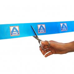 Inauguration ribbon
