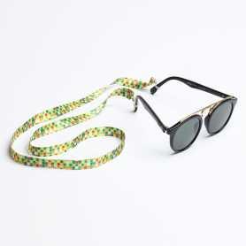 Customizable eyewear cord