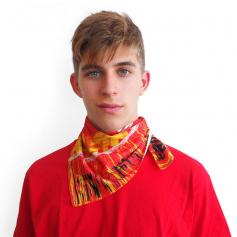 Trekantet tørklæde