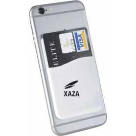 Porte-cartes en silicone pour smartphones Buffalo