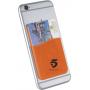 Buffalo silikone kortholder til smartphones