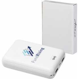 Cargador de inducción y powerbank 5000 mAh Calumet