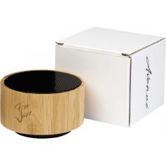 Clark Bamboo Bluetooth® Speaker