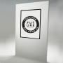 Marco Clic-Clac borde negro