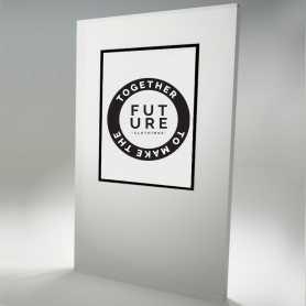 Clic-Clac ram svart kant