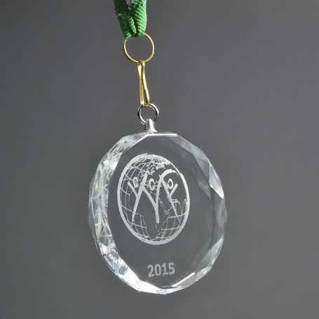 """Detroit"" Medal"