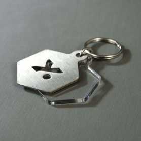 """""""Mesa"""" nyckelring"""