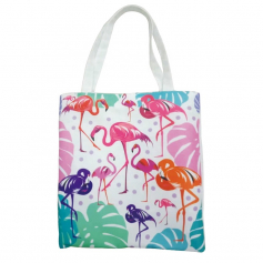 Sublimated shopping bag