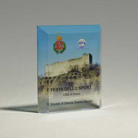 """""""Corpus Christi"""" plaque"""