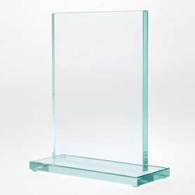 "Vertical rectangular plaque ""Henderson"""