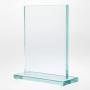"""Trophy Vertikal rektangulär platta """"Henderson"""""""