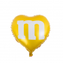 2D ronde Mylar-ballon