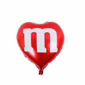 2D runder Mylar Ballon
