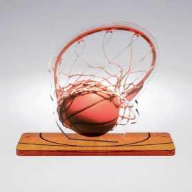 """""""Scottsdale"""" Basket Trophy"""