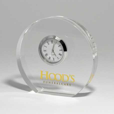 "Crystal clock ""Salem"""