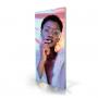 FRONT / SIDET lysramme - 100x200 cm