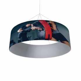 Ovale hanglamp