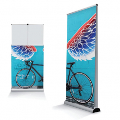 Roll-up Lacerte Twin