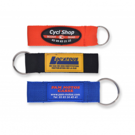 STRAP NYLON + PATCH PVC