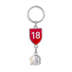 firefighter-keychain
