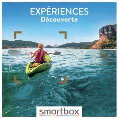 Coffret Smartbox 29,90 € - Découverte