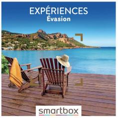 Coffret Smartbox 49,90 € - Evasion