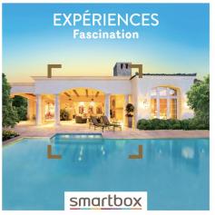 Coffret Smartbox 99,90 € - Fascination