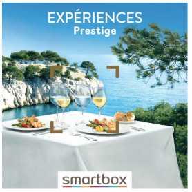 Coffret Smartbox 129,90 € - Prestige