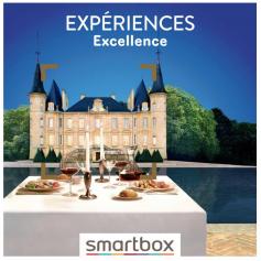Coffret Smartbox 149,90 € - Excellence
