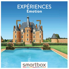 Smartbox 79,90 € - Emotion