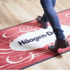 Heavy traffic carpet