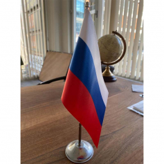 Bandera de mesa