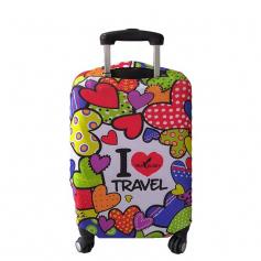 Copri valigia personalizzato