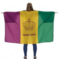 Poncho flagga